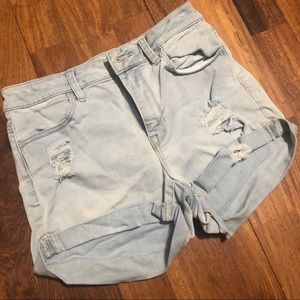 High Waisted Short Shorts from Pacsun